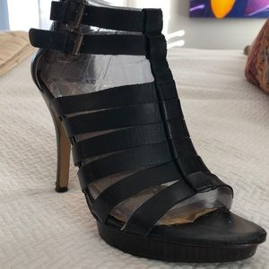 Nine West Strappy Shoes